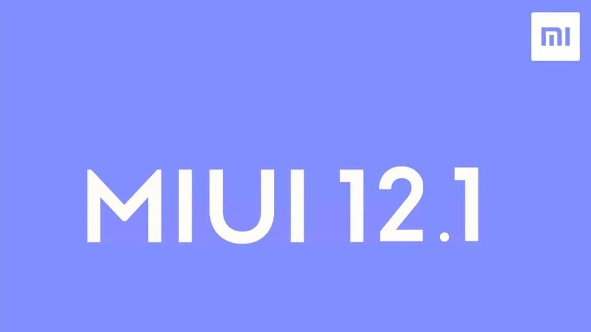 MIUI 12.1 Global