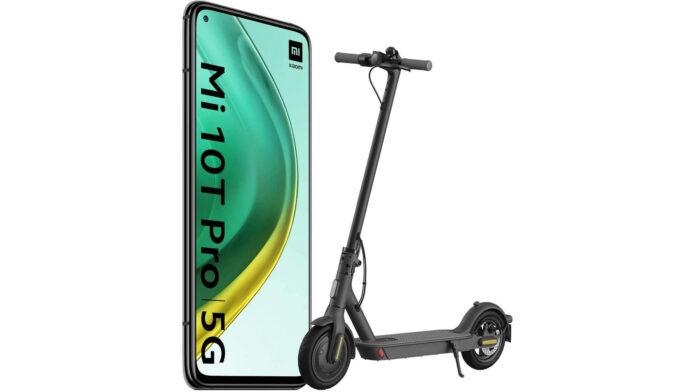 Xiaomi Mi 10t Pro Mi Elektroroller Unverzichtbar Bei Amazon Als Geschenk Aber Beeilen Sie Sich Gizchina It