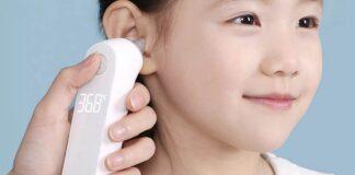 xiaomi mijia thermometer termometro auricolare digitale prezzo