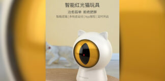 xiaomi smart toy gatto