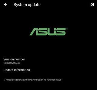 asus zenfone 6 android 11 beta 10