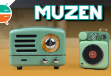 Muzen Button e Muzen OTR Metal