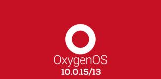 oneplus oxygenos 10.0.15 10.0.13
