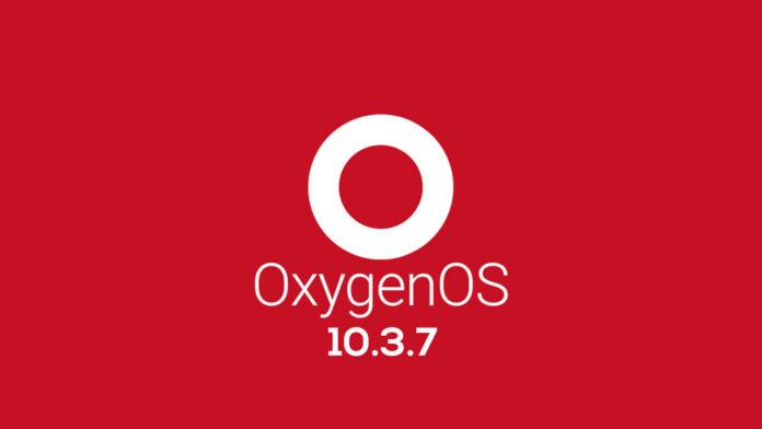 oneplus oxygenos 10.3.7