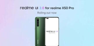 realme x50 pro android 11 realme ui 2.0