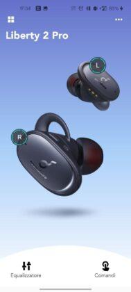 Soundcore applicazione