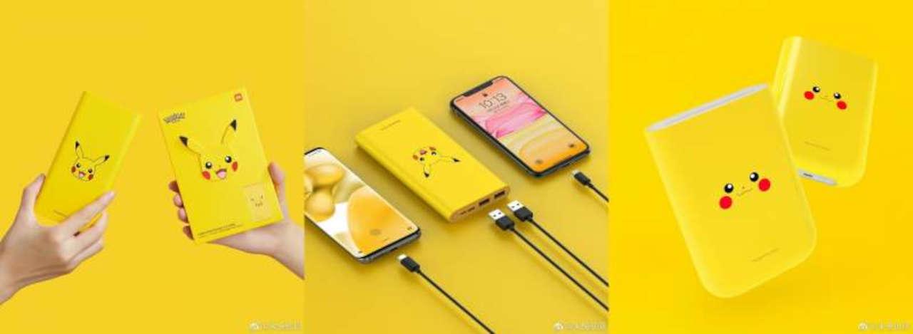 xiaomi accessori pikachu
