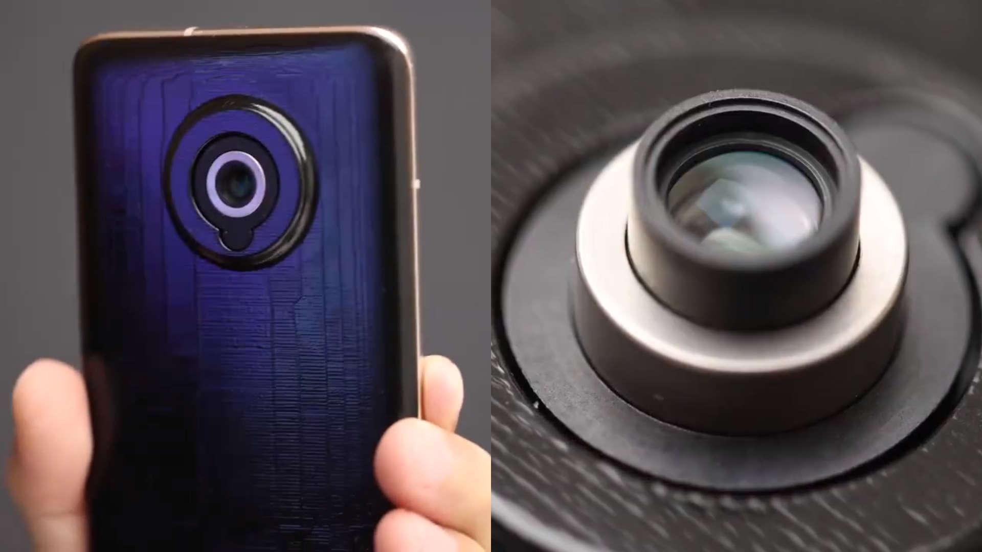 A nova lente da Xiaomi revoluciona o zoom em smartphones