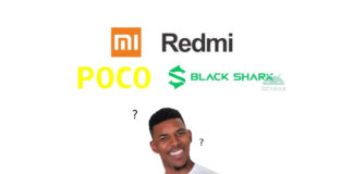 xiaomi redmi poco black shark