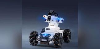 xiaomi youpin robot bravokids