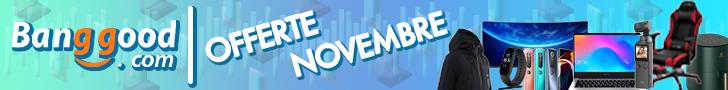Banggood Novembre
