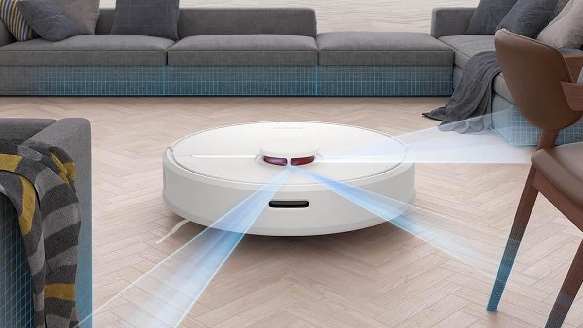 Dreame D9 Robot Aspirapolver - EdwayBuy