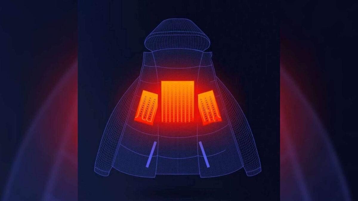 codice sconto giacca termica riscaldata xiaomi