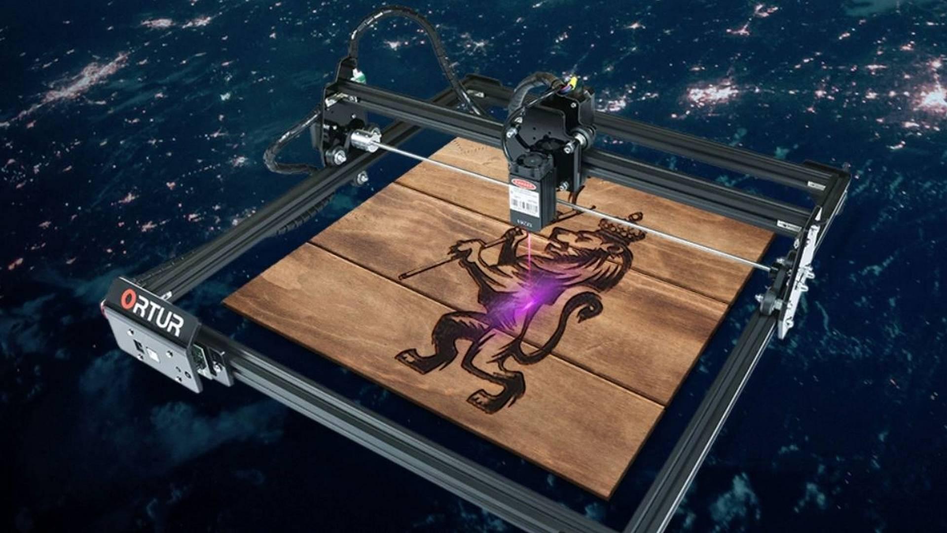 Incisore ORTUR Laser Master 2 – GearBest