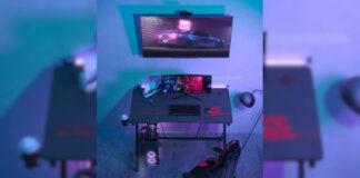 BlitzWolf BW-GD1 Scrivania Gaming - Banggood