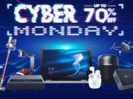 geekbuying cyber monday 2020 offerte coupon