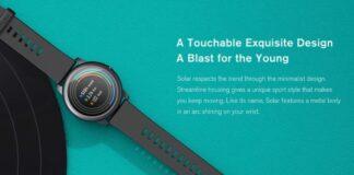 haylou solar offerta smartwatch