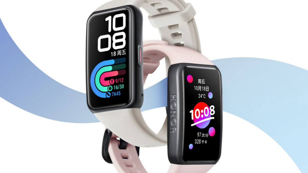Honor Band 6 vs Honor Watch ES differenze cosa cambia