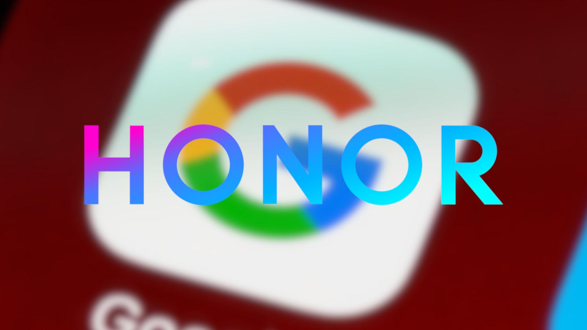 honor servizi google huawei