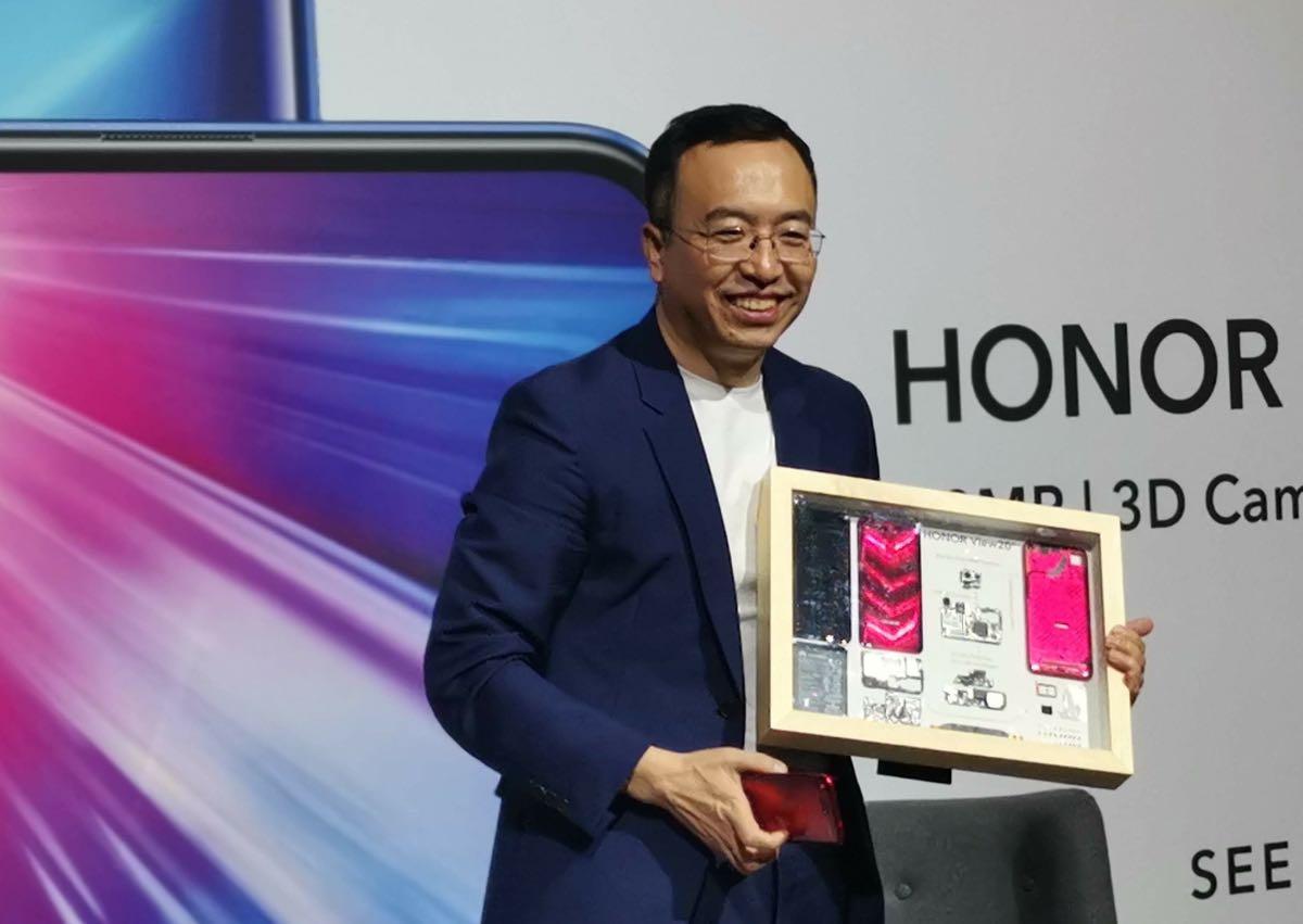honor vendita huawei