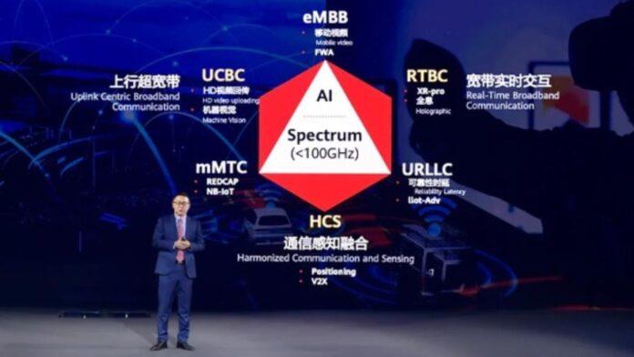 huawei 5.5G interazione IoT