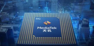 mediatek dimensity chipset spedizioni 2020