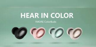 offerta 1more colorbuds cuffie tws