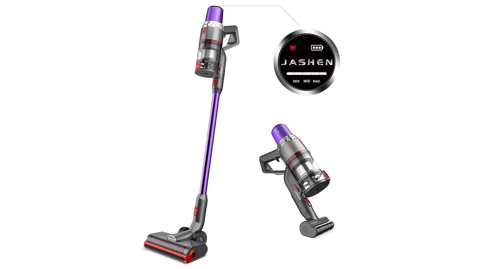 JASHEN V16 aspirapolvere ciclonico – Geekbuying