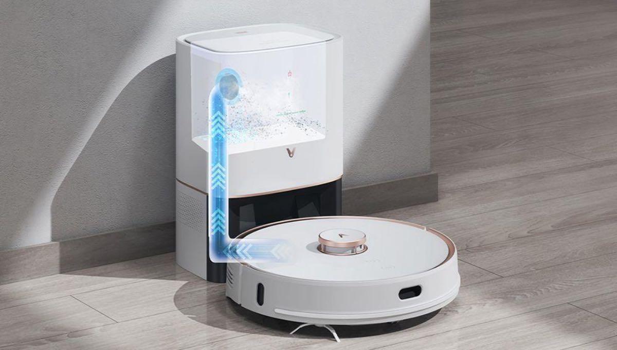 offerta robot lavapavimenti xiaomi viomi s9
