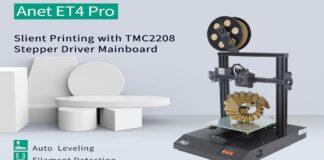 offerta stampante 3D anet