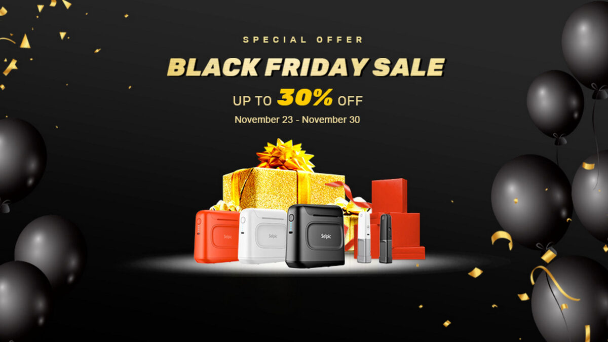 offerte black friday selpic