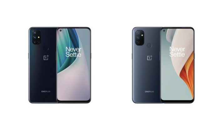 oneplus nord n10 n100 android