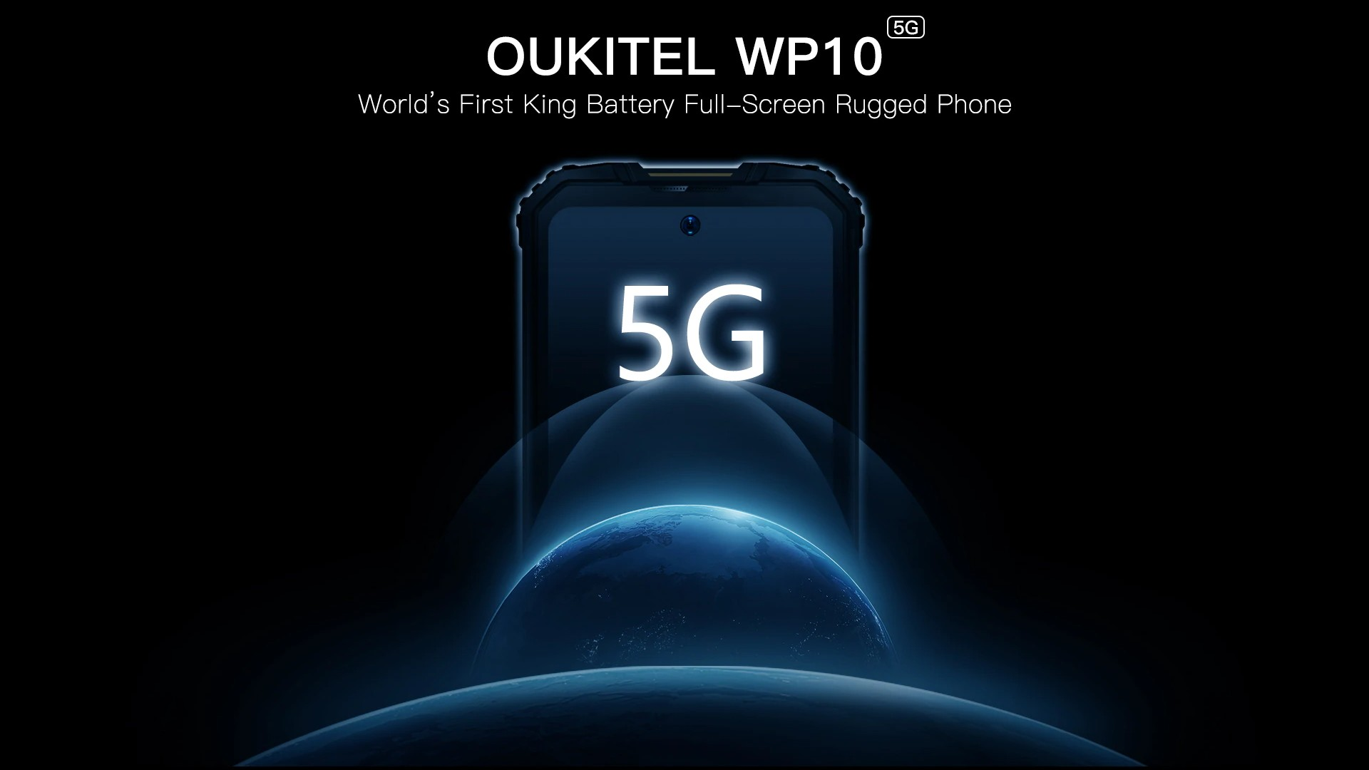 Oukitel WP10 – Amazon
