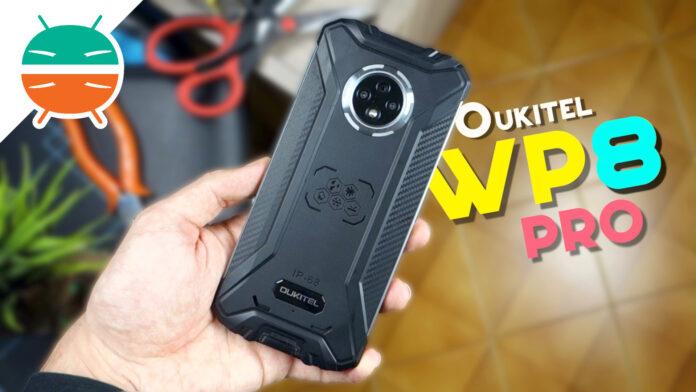 oukitel wp8 pro