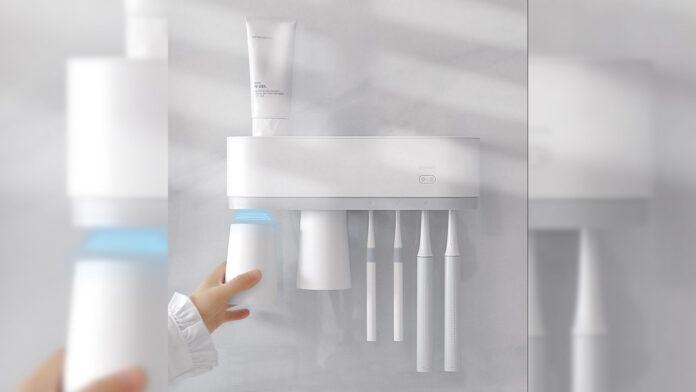sterilizzatore per spazzolini xiaomi