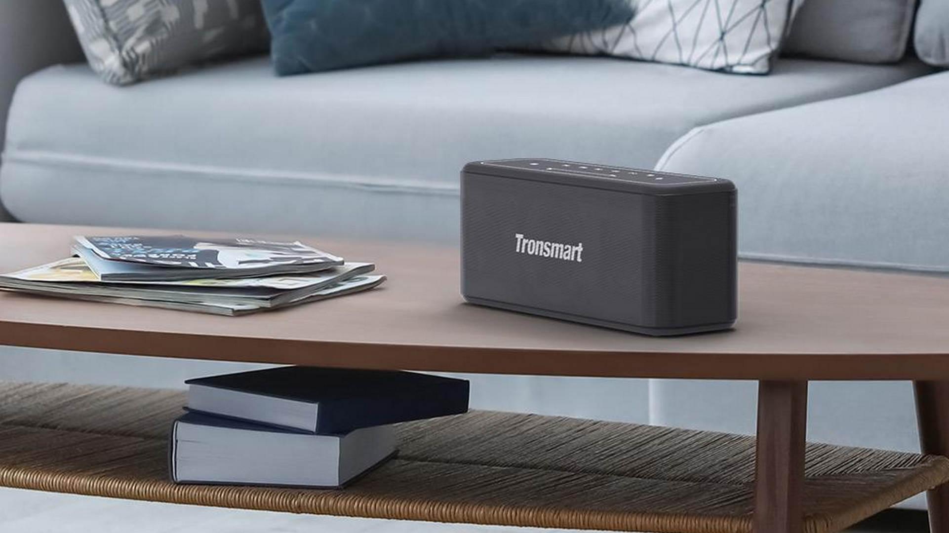 Tronsmart Mega Enceinte Bluetooth Haut-Parleur 40W - Test & Avis - Les Meilleures Enceintes Avis.fr