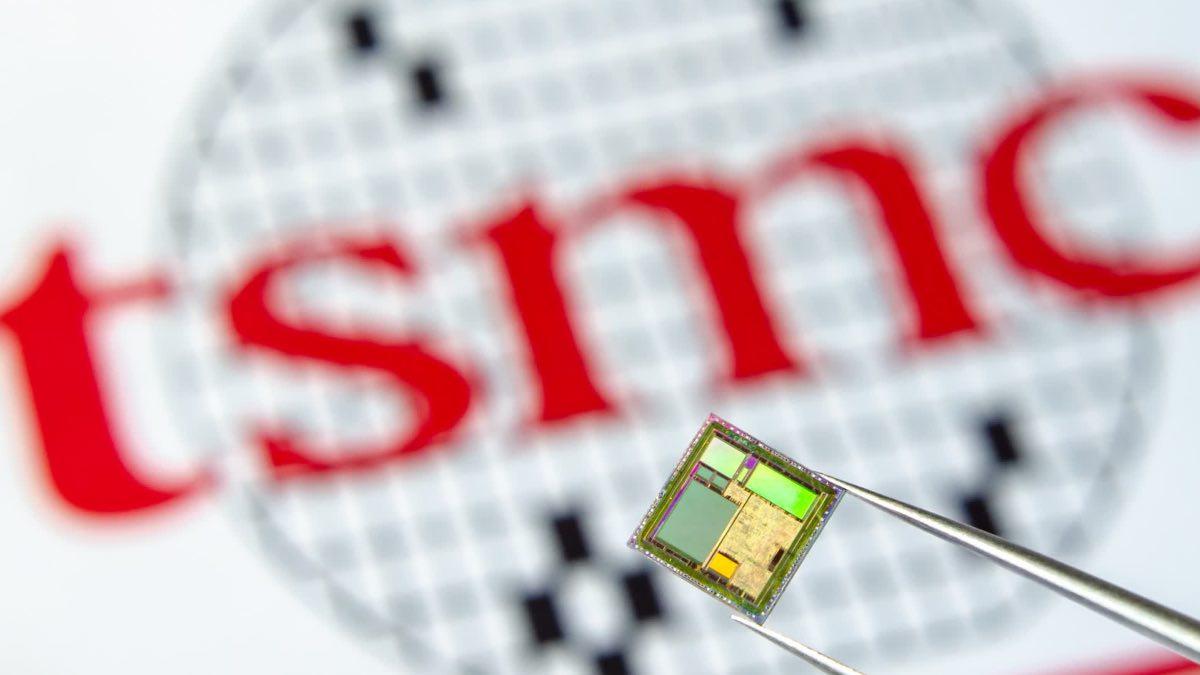 tsmc chipset 5 nm huawei apple 2