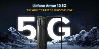 ulefone armor 10 5G rugged