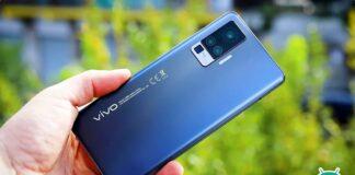 vivo x51 5G android 11 italia