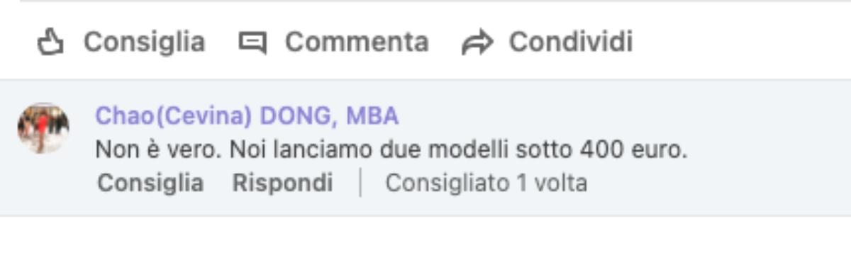 vivo smartphone 5g italia