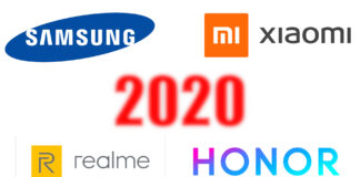xiaomi samsung realme honor smartphone 2020 vendite
