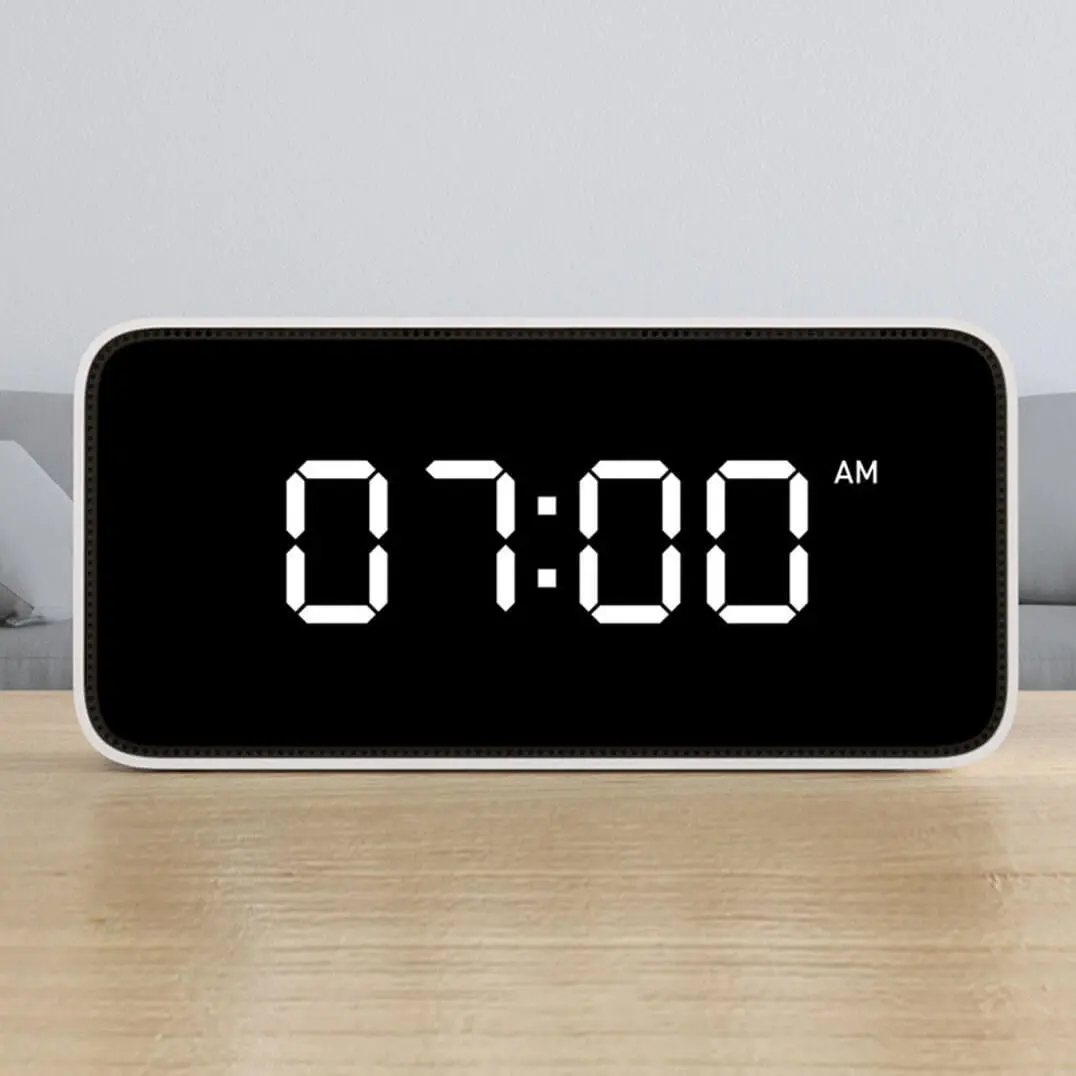 Xiaoai Smart Weather Alarm Clock