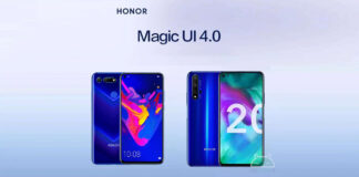 honor 20 pro view 20 emui 11 magic ui 4