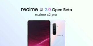 realme x2 pro realme ui 2.0 android 11 beta