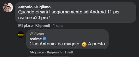 realme x50 pro realme ui 2 android 11 italia