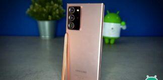 Samsung Galaxy Note 20 Ultra 5G DxOMark