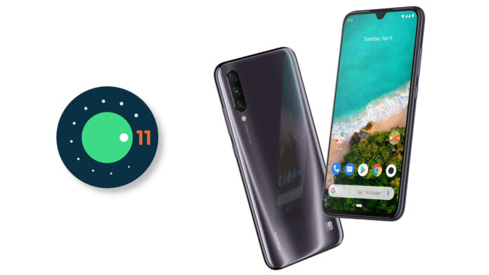 xiaomi mi a3 android 11