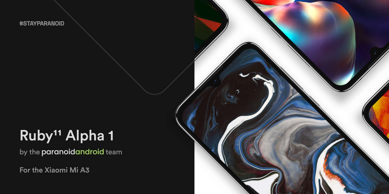 xiaomi mi a3 android 11 paranoid android