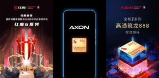zte axon 30 red magic 6 nubia z snapdragon 888