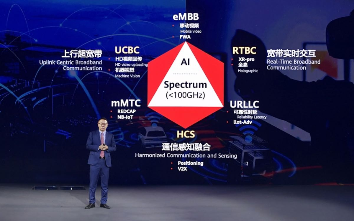 huawei 5.5g connessione 2